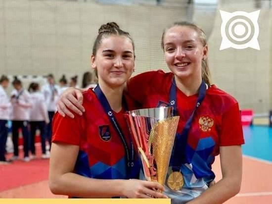 Волейболистки из Хакасии победили на первенстве Европы