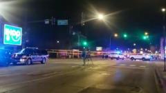 В США мужчина захватил заложницу и устроил стрельбу