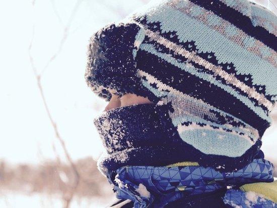 На следующей неделе в Марий Эл ударят 30-градусные морозы
