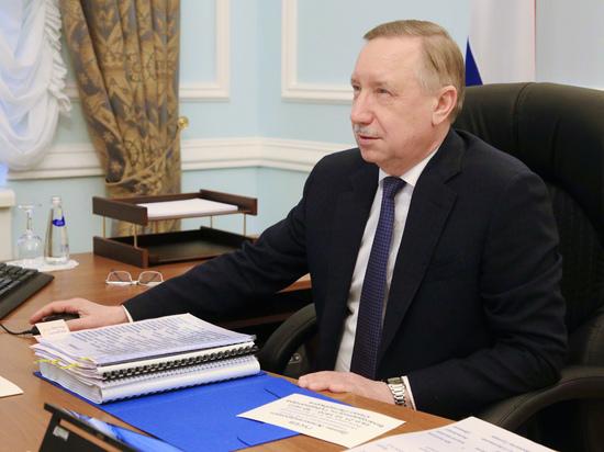 Беглов обсудил с Мурашко дополнительную поставку вакцин в Петербург