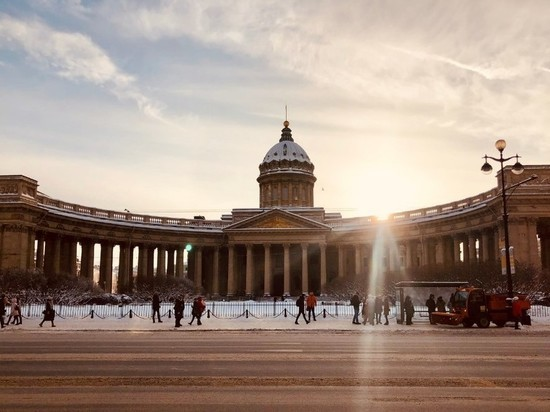 До минус 20: первая рабочая неделя в Петербурге будет холодной
