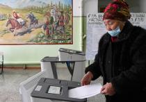 В Киргизии 10 января прошли внеочередные президентские выборы