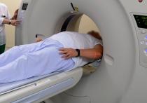 Пенсионер скончался в воскресенье во время диагностического исследования в одной из частных клиник, прямо в камере аппарат МРТ