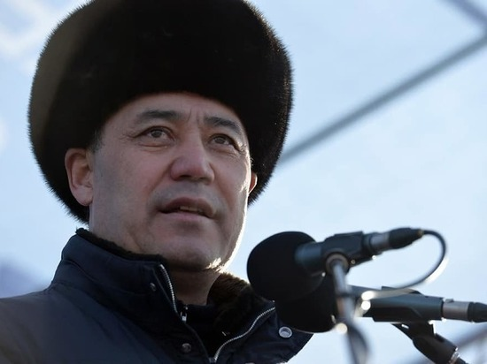 По предварительным данным президентом Кыргызстана стал Садыр Жапаров