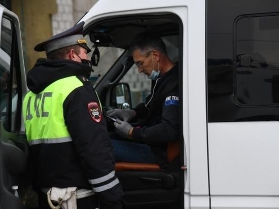 В Волгограде за сутки поймали 18 пьяных водителей