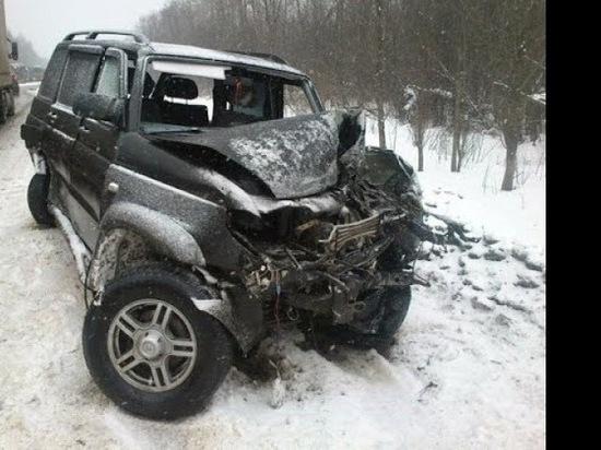 На федеральной трассе Камчатки произошла смертельная авария