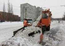 Более 4 тысяч кубометров снега вывезли с улиц Омска