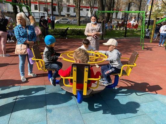 Новые зоны для семейного досуга оборудуют в Ставрополе