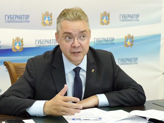 Ставропольскому губернатору введут второй компонент вакцины от коронавируса