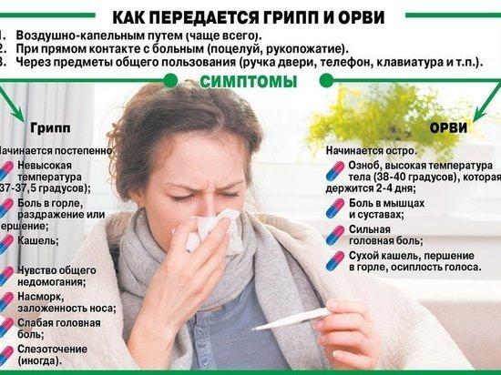 Костромские новогодья: ОРВИ короновирусом вышибают