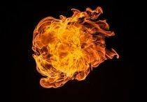 В Адыгее погиб в огне трехлетний ребенок