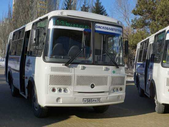 Омск попал в нацпроект по обновлению общественного транспорта