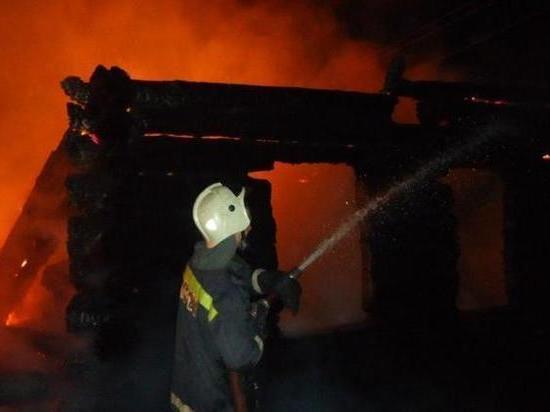 В Тюменской области назвали предварительную причину смертельного пожара в доме престарелых