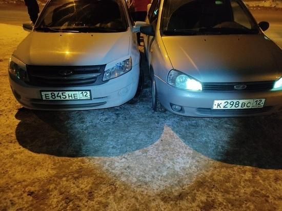 В Йошкар-Оле ищут очевидцев случившегося 2 января ДТП