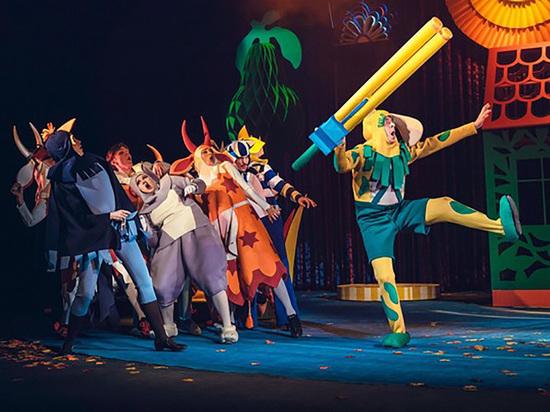 Новогодние спектакли в калужской драме посмотрели 16 тысяч зрителей