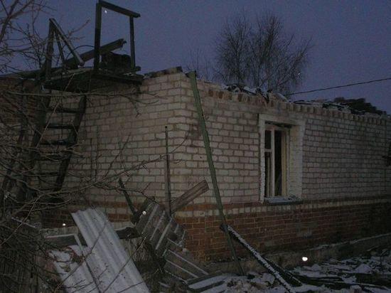 На пожаре в Ряжске Рязанской области спасли 88-летнюю пенсионерку