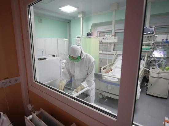 В Волгоградской области выявили 263 новых случая COVID-19