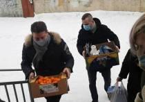 Костромские единороссы создают новогоднее настроение для юных жителей региона