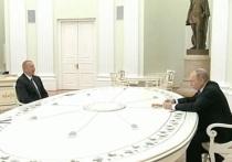 В Кремле началась встреча Путина, Пашиняна и Алиева