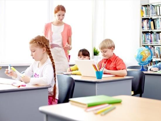 За каникулы в Петербурге на треть сократилось число болеющих детей и учителей