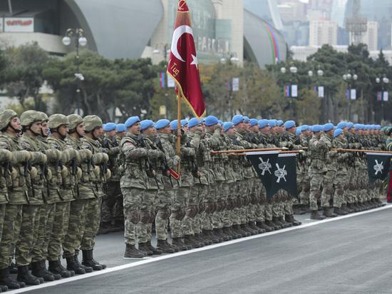 Анкара рано или поздно получит базы в Закавказье, считает эксперт