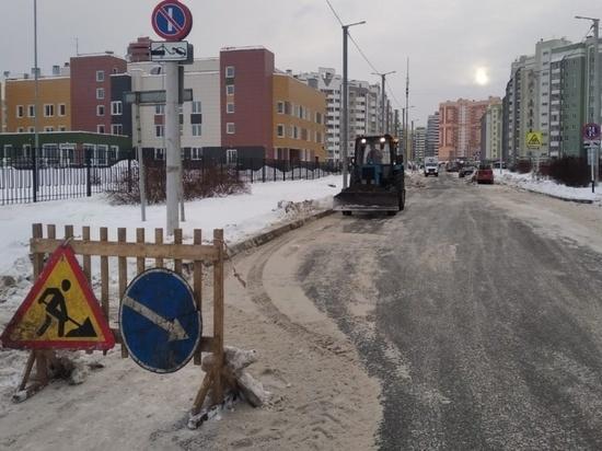 За праздники из Кирова вывезли почти 55 тысяч кубов снега