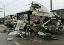 Новые подробности ДТП с участием колонны военных автобусов на Новорижском шоссе стали известны «МК»