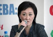 Мэр Якутска Сардана Авксентьева досрочно подала в отставку