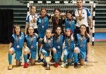 Футболистки из Пущино стали призерами турнира в спортивной столице России