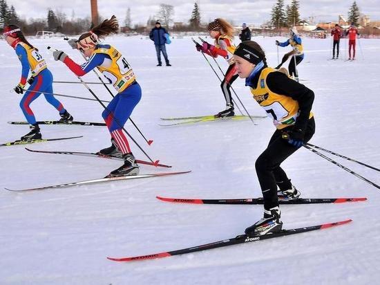 Рязанская лыжница Яна Горбунова одержала победу на областных соревнованиях
