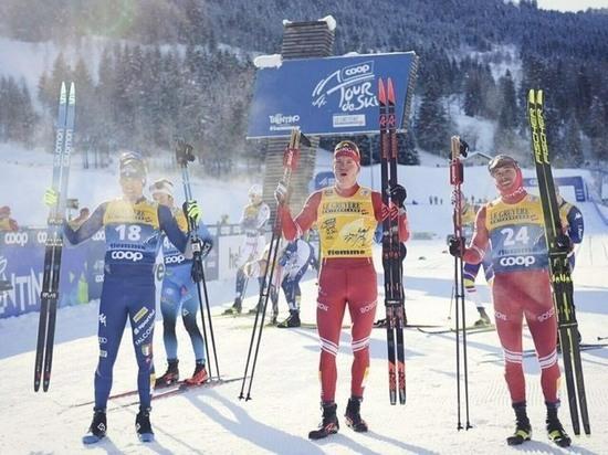 Уроженец Кировской области стал бронзовым призером «Тур де Ски»
