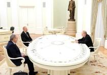 Владимир Путин начал новый политический год с первой за несколько месяцев международной встречи в очном формате