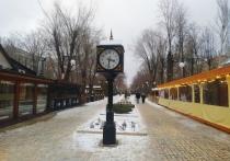 Погода в ДНР на Старый Новый год будет дождливой