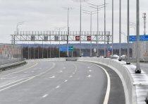 Проезд по ЦКАД с 11 января на большинстве его участков стал платным