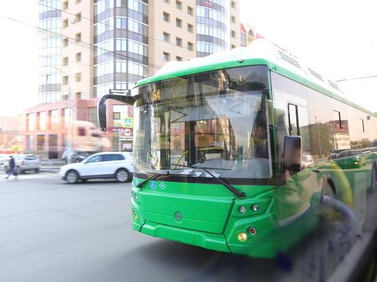 В Челябинске, по просьбе жителей города, вернули на линию автобусный маршрут
