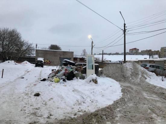Власти объяснили причины мусорного коллапса в Кировской области