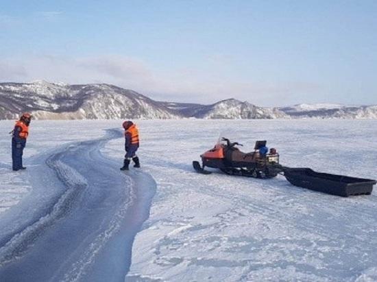 Спасатели Магадана следят за бухтами Охотского моря с дронов