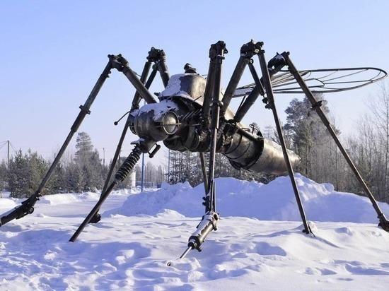 Комар из Ноябрьска занял 3 место в рейтинге самых необычных памятников РФ