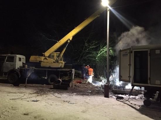 Почти пятьдесят многоквартирных домов в Иванове остались без отопления