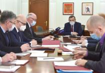 В правительстве Марий Эл обсудили работу коммунальных служб в январе