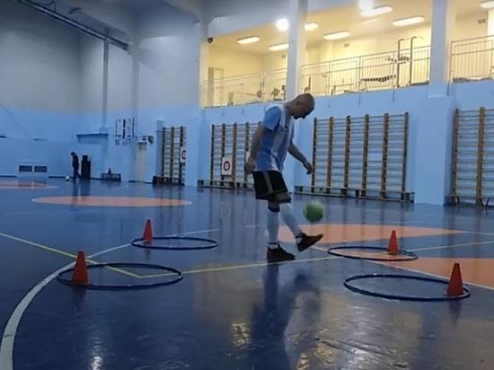 Рекорд Ямала: учитель физкультуры из Салехарда «отчеканил» мяч 11,7 тыс. раз