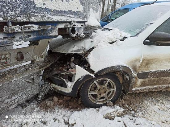 В Чебоксарском районе за час произошло два ДТП с пострадавшими