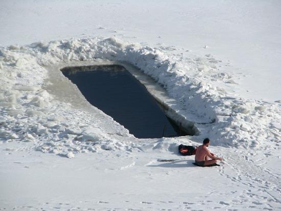 На Крещение томичей ожидают аномальные морозы