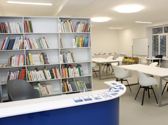 В Омске откроется еще одна модельная библиотека