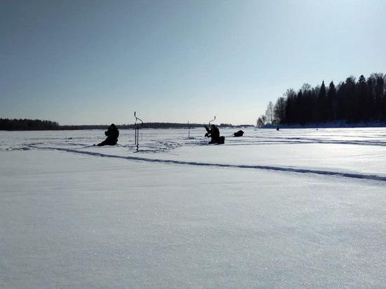 11 января специалисты измерили толщину льда на водоемах Марий Эл
