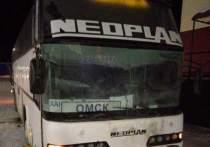 Пассажирам автобуса «Омск-Нефтеюганск» ничего не угрожает
