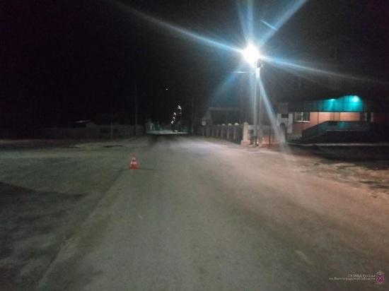 В Волгоградской области водитель сбил пенсионерку и скрылся
