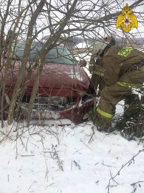 За неполные три часа на М-3 в Калужской области случились две аварии