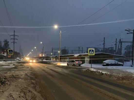 Во время новогодних праздников 87-летнего мужчину сбила машина в Тверской области
