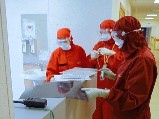 В Рязанской области выявили 122 новых случая заболевания коронавирусом